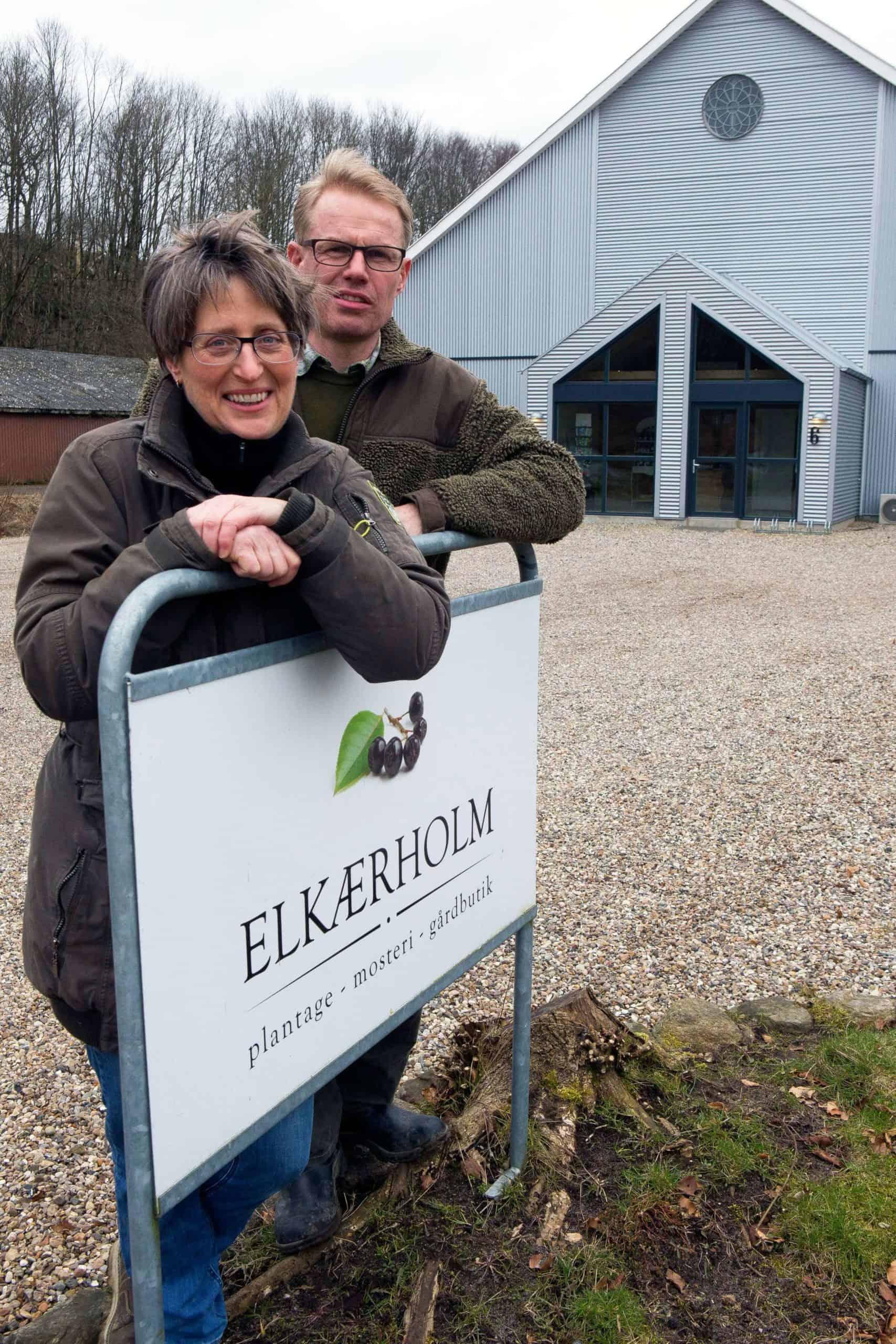 Igangværende projekter på Elkærholm