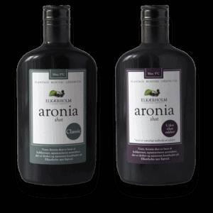 Aronia shots produktbillede webshop