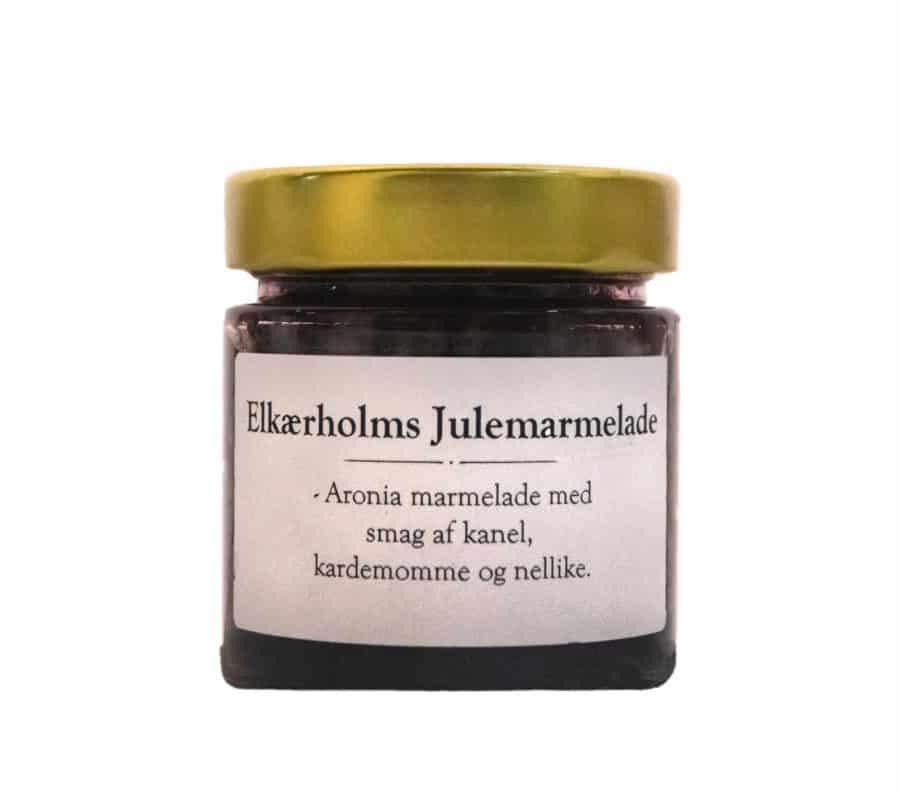 Aroniabær Jule-marmelade