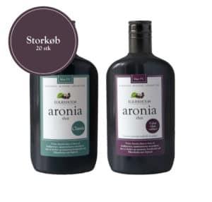 Storkøb: 20 stk Aronia saft